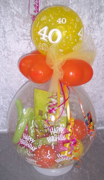 ballon mit zahl geschenk ballon geschenkverpackung geldgeschenk. Black Bedroom Furniture Sets. Home Design Ideas