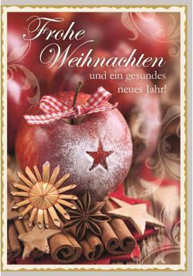 Karte Weihnachten.Weihnachtskarte Grusskarte Weihnachten