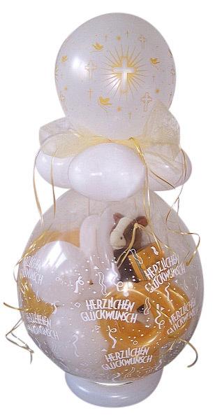 Geschenk Im Ballon Kommunion Geld Konfirmation Geldgeschenk