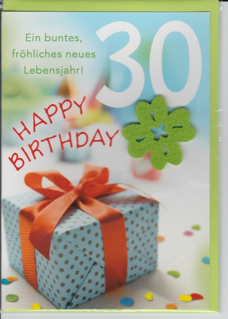 genug Herzlichen Glückwunsch zum Geburtstag Zahl Grußkarte Glückwunsch UV96