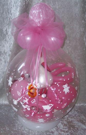 geschenk ballon geburt storch geschenk ballon geschenkverpackung. Black Bedroom Furniture Sets. Home Design Ideas