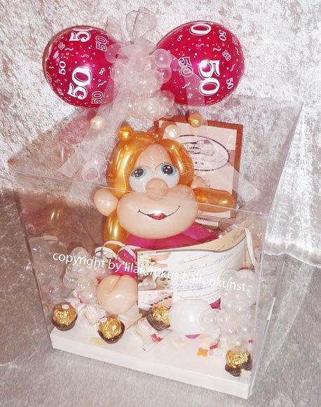 Geschenkbox Geburtstag Frau Verpackung Geldgeschenk Gutschein