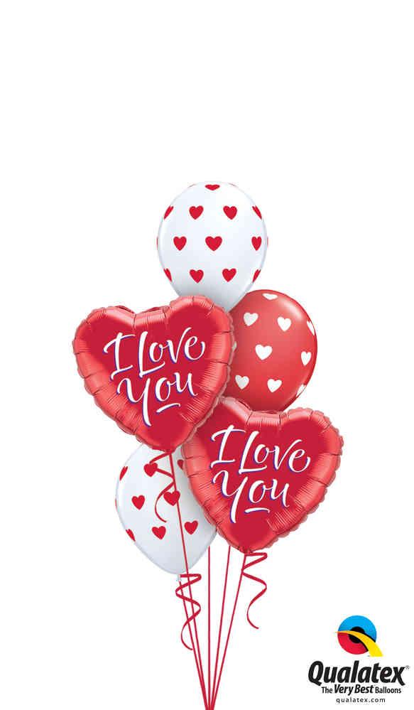 Valentinstag geschenk luftballon