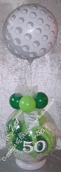geschenkballon ballongeschenk sport geschenk im ballon. Black Bedroom Furniture Sets. Home Design Ideas